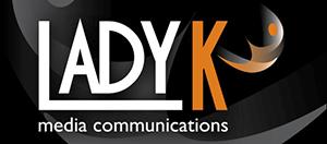 lady k logo
